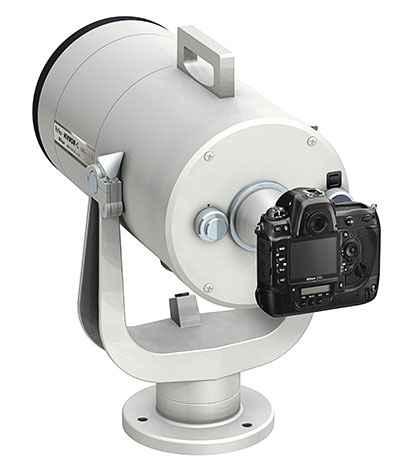 Spiegelteleobjektiv 2000mm