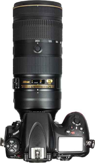 Nikon Nikkor Zoom 70-200mm Wechselobjektive