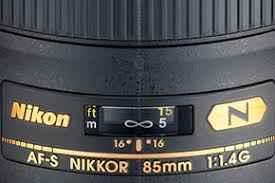 Vergleich Porträt Objektiv Bokeh Nikon