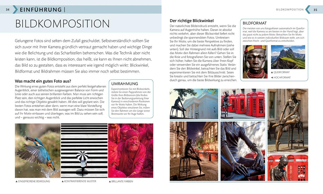 Buchseite aus Der Fotokurs für Fortgeschrittene