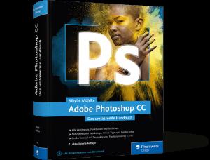 Buch Photoshop CC Mühlke