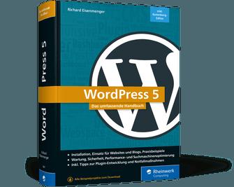 Wordpress 5 Das umfassende Handbuch