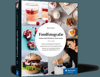 Foodfotografie Maria Panzer Rheinwerk Verlag Buch