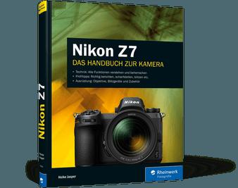 Nikon Z7 Buch spiegellos DSLM Unterschied beste