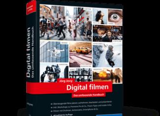 Digital filmen von Jörg Jovy Rheinwerk Verlag Buch