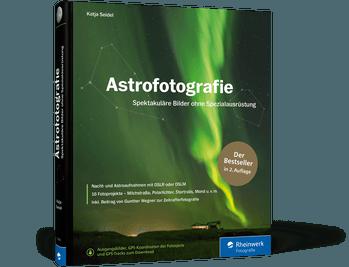 Astrofotografie Buch Katja Seidel