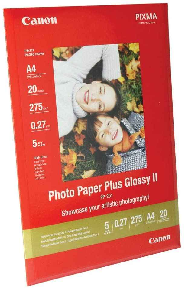 Canon Photo Paper Plus Glossy II