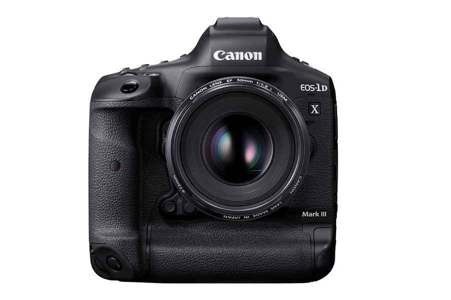 Canon EOS-1D Kamerasystem