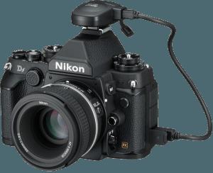 Nikon Df GPS Logger