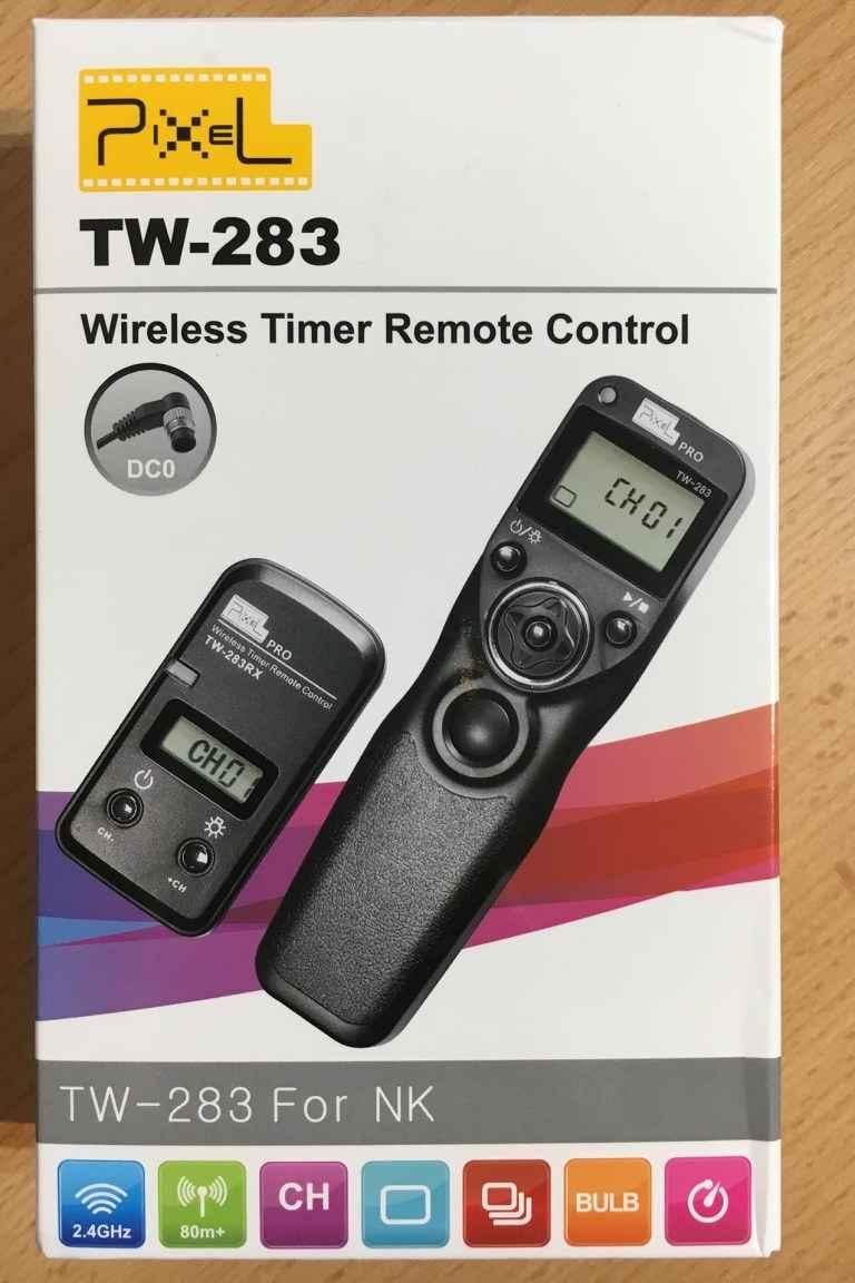 Pixel Pro TW-283 für Nikon im Test