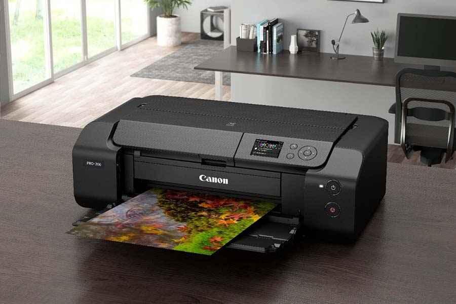 Pixma Pro-200 Drucker