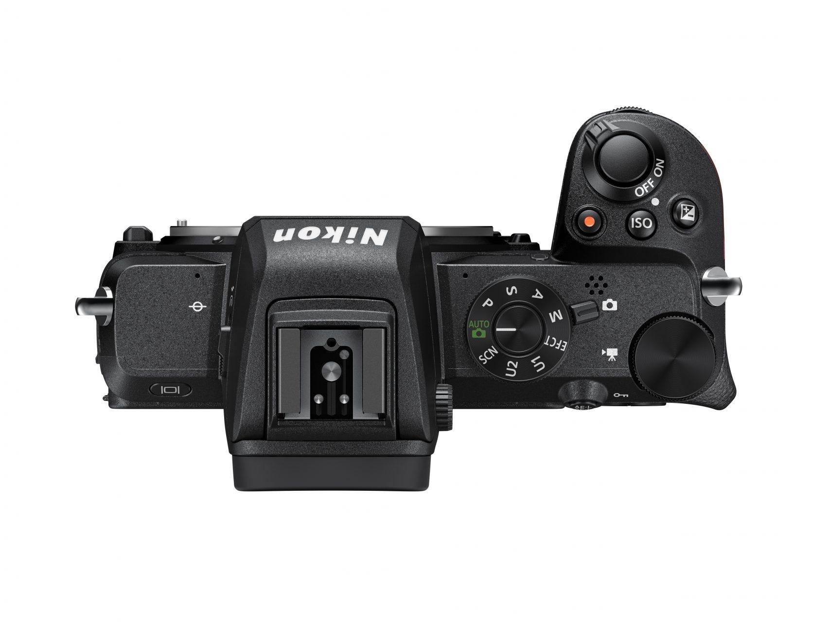 Nikon Z 50 Top