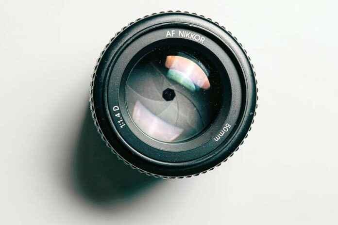 Blende im Objektiv Fotografie