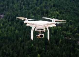 Drohne Multicopter