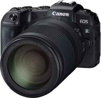 Canon EOS R EF Mount lichtstark