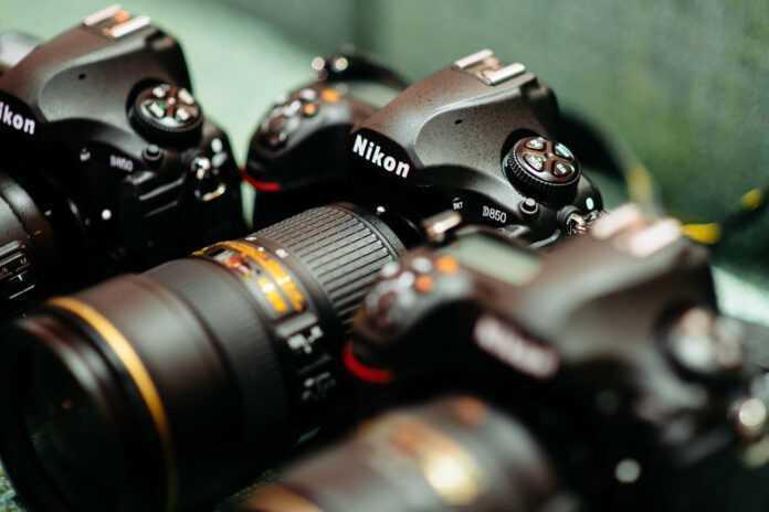 Gebrauchte Kameras