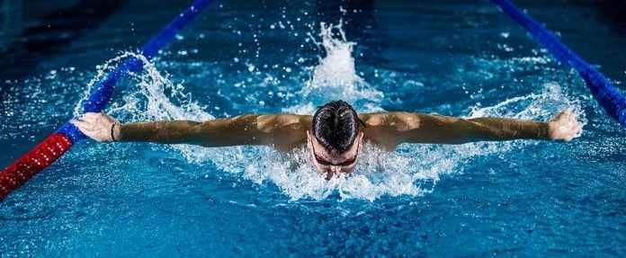 Schwimmen Sport Action fotografieren