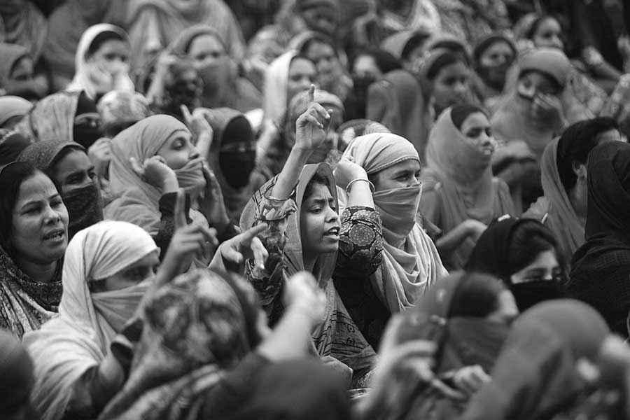 Frauenprotest