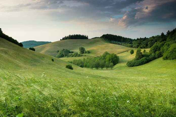 Landschaftsfotografie Schärfentiefe