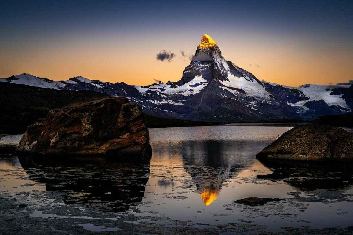 Matterhorn Bildbewertung