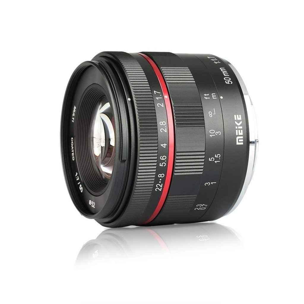Meike Optics MK 50mm 1.7 für Nikon Z