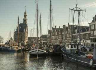Niederlande vorher