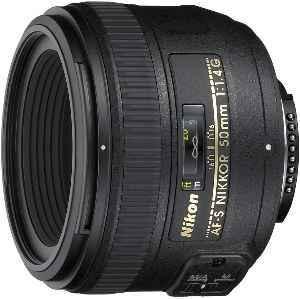 Nikon 50mm f/1.4 Vergleich