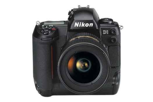 Nikon D1 Preis