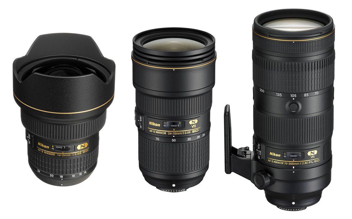 Trinity Objektive Kamerasystem Systemwechsel