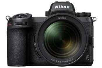 Nikon Z7 II DSLM