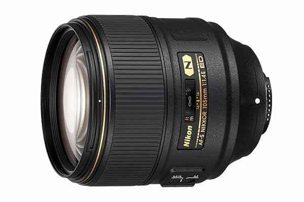 Nikon 1.4/105mm Portraits