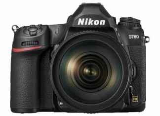 Nikon D780 Spiegelreflex im FX Vollformat