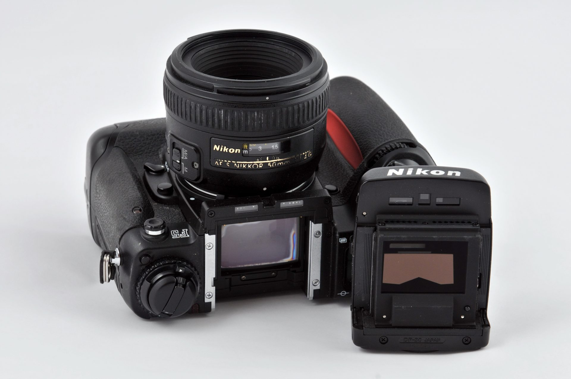 Nikon F5 Spiegelreflex