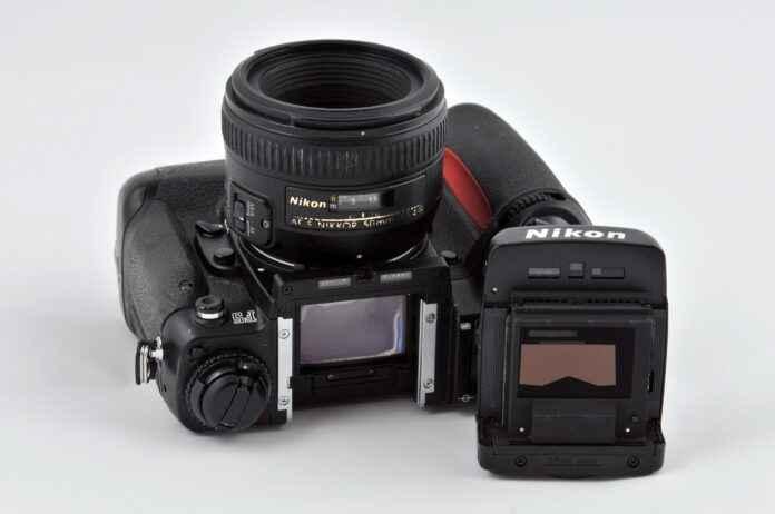 Nikon F5 Spiegelreflex kaufen