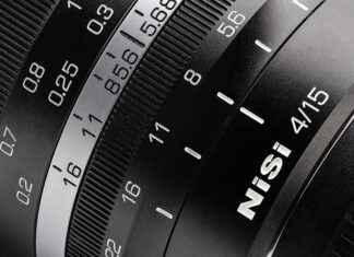 Nisi 15mm f/4