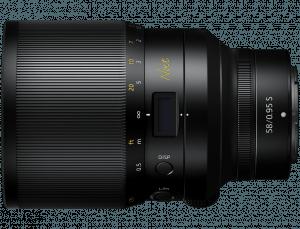 Nikkor Z 58mm f/0.95 S Noct, für Nikon Z