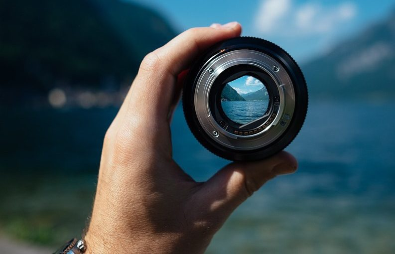 Objektiv Reisefotografie