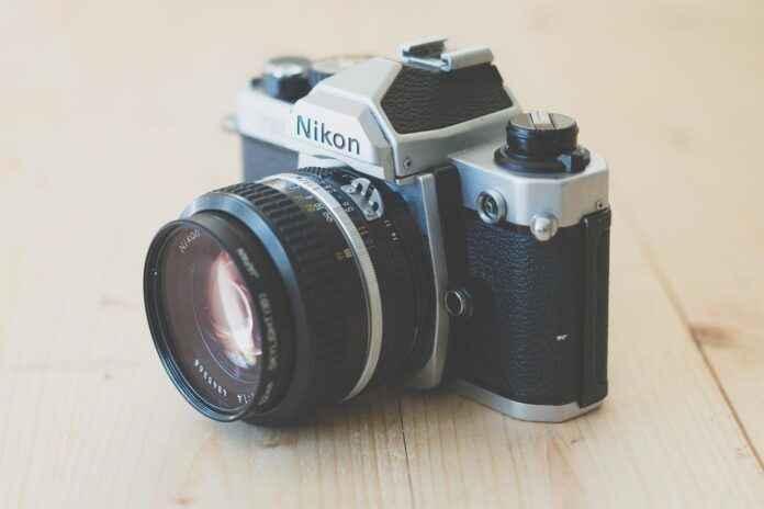 Nikon Objektiv manueller Fokus