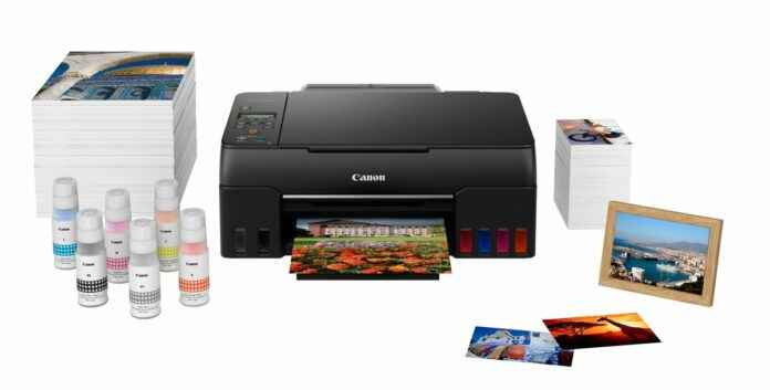Tinte Canon Pixma G650