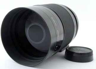 Spiegelteleobjektiv Reflex Nikkor 500mm f/8