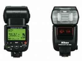 Nikon Blitzgerät SB-5000