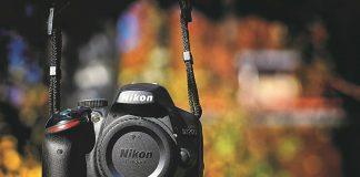 Nikon Kamera Auslösungen auslesen