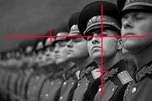 Soldaten Drittelregel