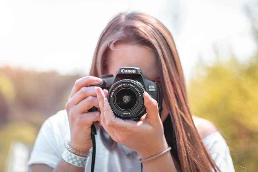 Spiegelreflexkamera für Einsteiger