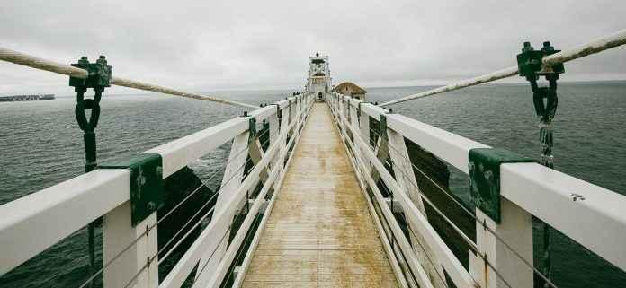 Brücke Symmetrie