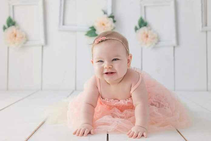 Fotografieren von Babys